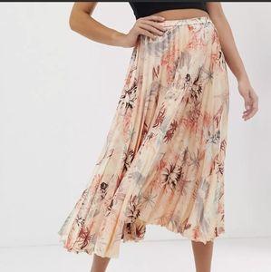 ASOS Hawaiian skirt